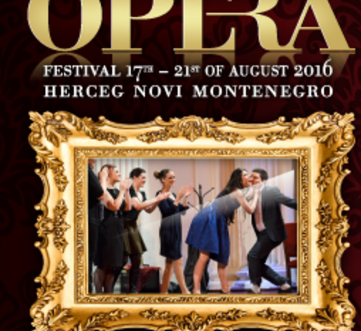 Opera Festival | Herceg Novi | August 17-21