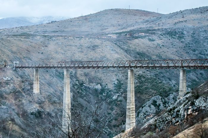 The Balkan express: from Belgrade to Bar by railway