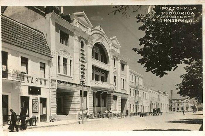 Podgorica in the beginning of 20th Century