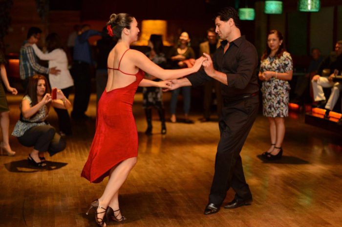 Salsa. More than a dance