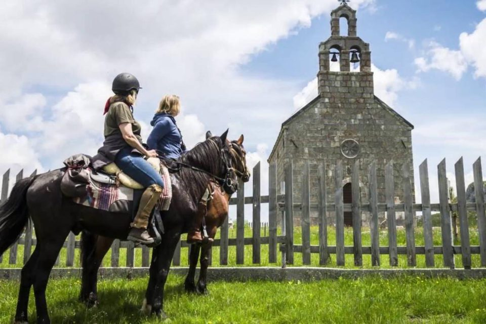 Horse riding: Saddle the power of nature