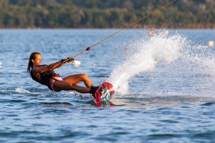 Wakeboarding: Adrenalin and fun