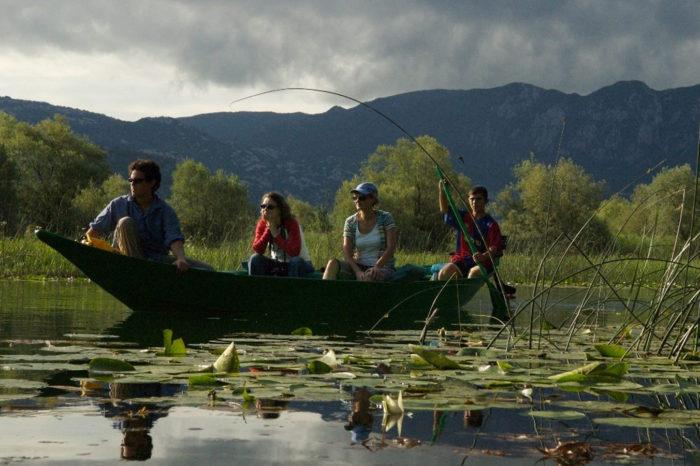Lakes in Montenegro