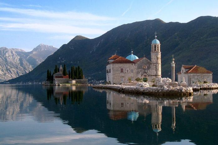 Islands in Montenegro