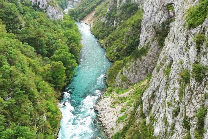 Rivers in Montenegro