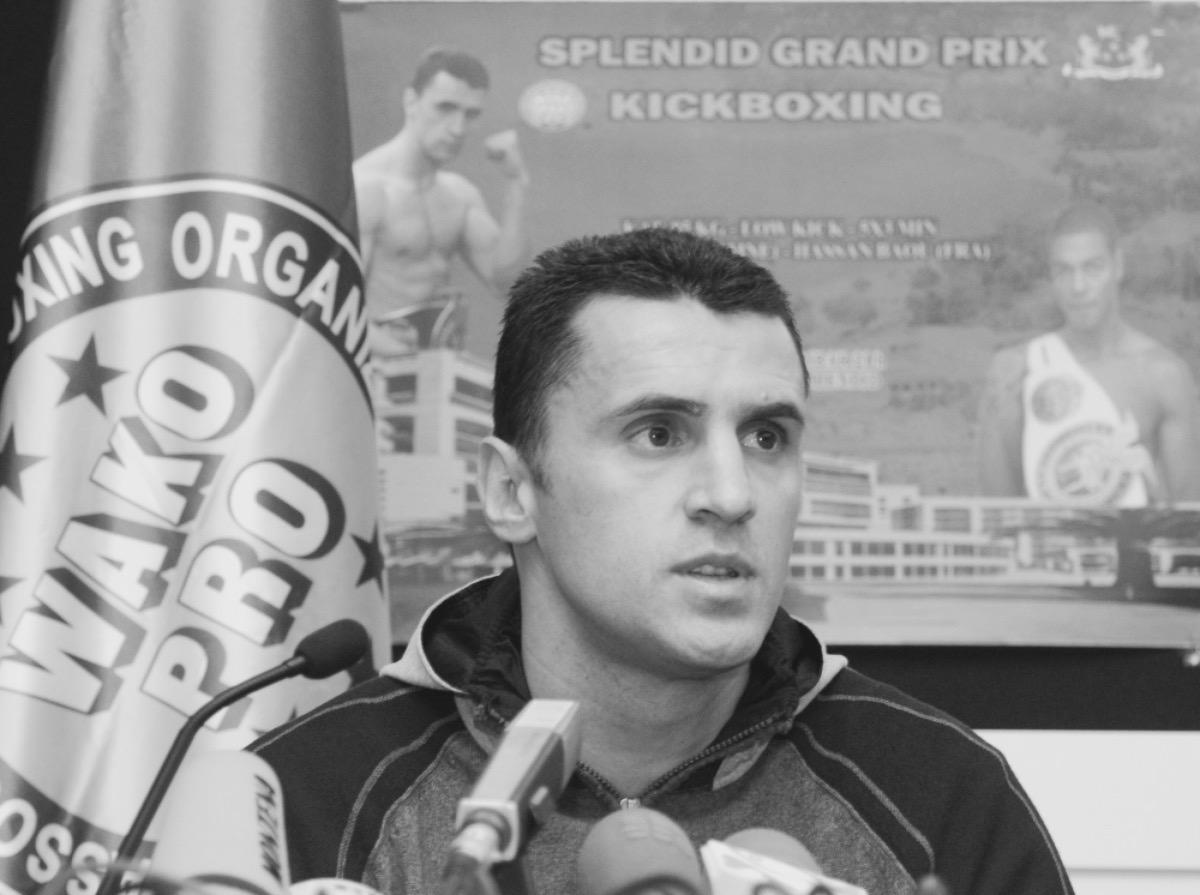 Montenegrin kickboxer