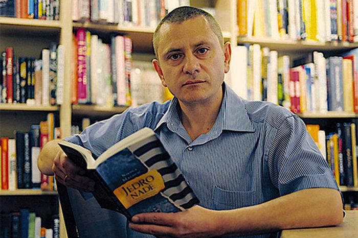 Nikola Malović, writer and bookseller from Herceg Novi
