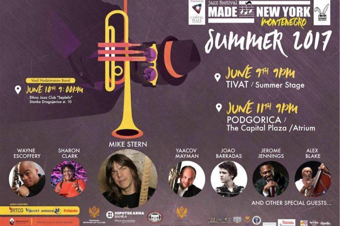 Made in New York Jazz Festival | Montenegro 2017