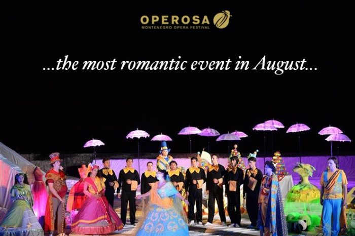 Operosa Montenegro Opera Festival 2017 Program
