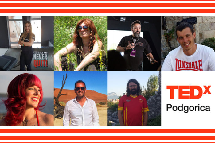 The Forth TEDx Conference in Podgorica