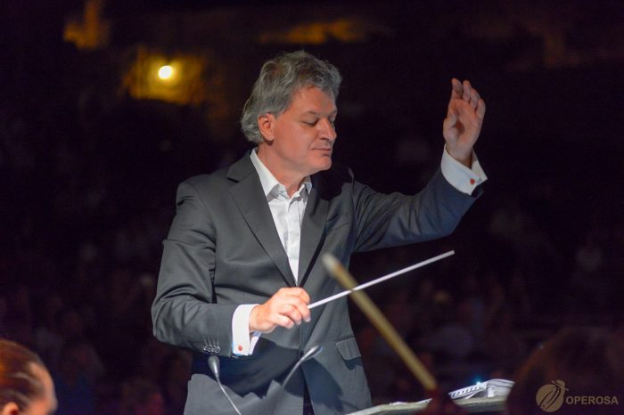 Eraldo Salmieri: Conducting is becoming the peace