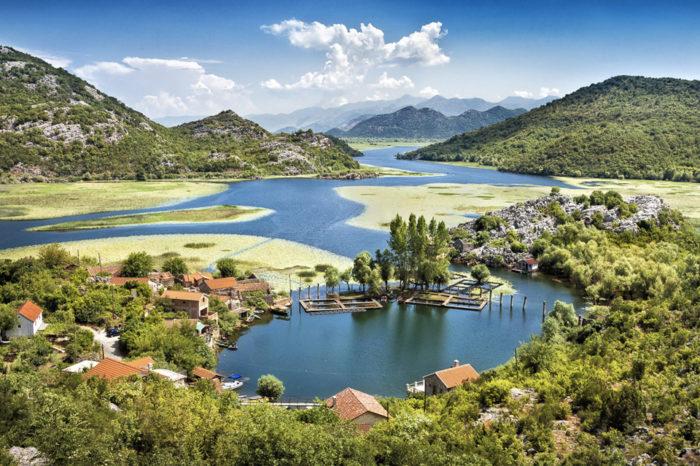 Luxury and Ecological Resort on Skadar Lake