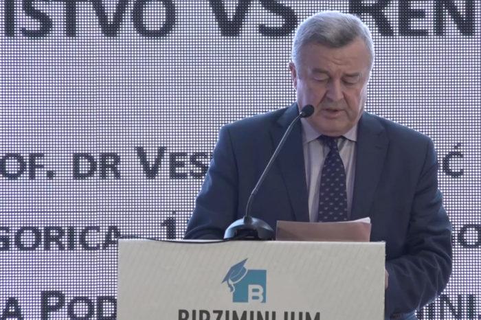 "Business academy ""Birziminijum"" opened in Podgorica"