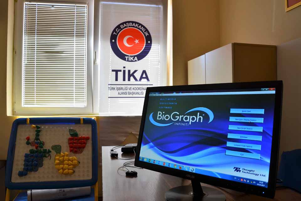 Turkish Agency Helps Children With Autism in Montenegro