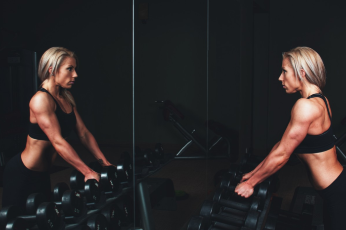 #personaltrainer: Can you lose feminine body shape, when training with weights?