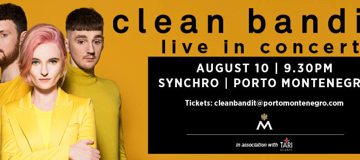 Clean Bandit is in Montenegro! ⓻ facts that you should know, when attending the concert