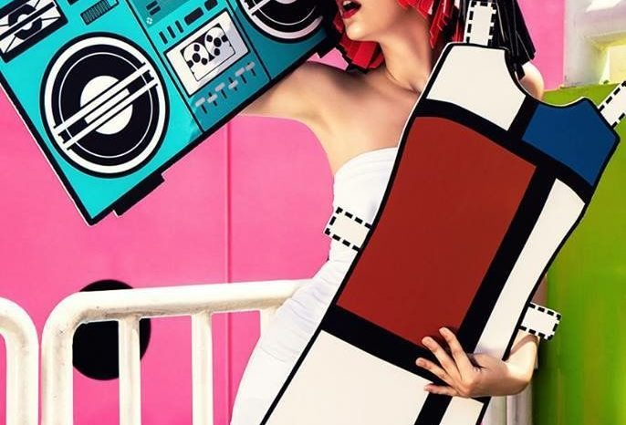 #GraphicDesigner | Design Trend: Modern Retro