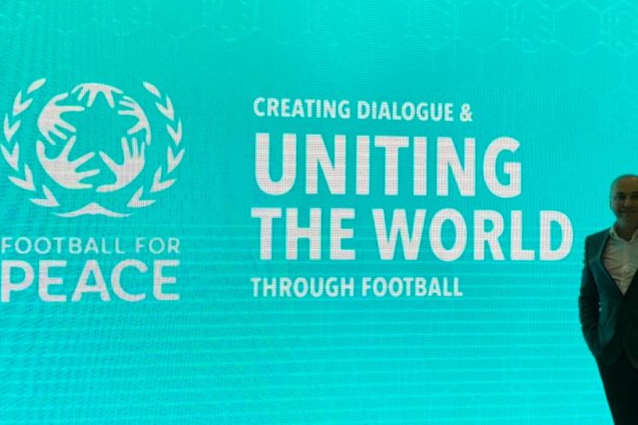 #FootballSavesLives aims to bringing together local communities