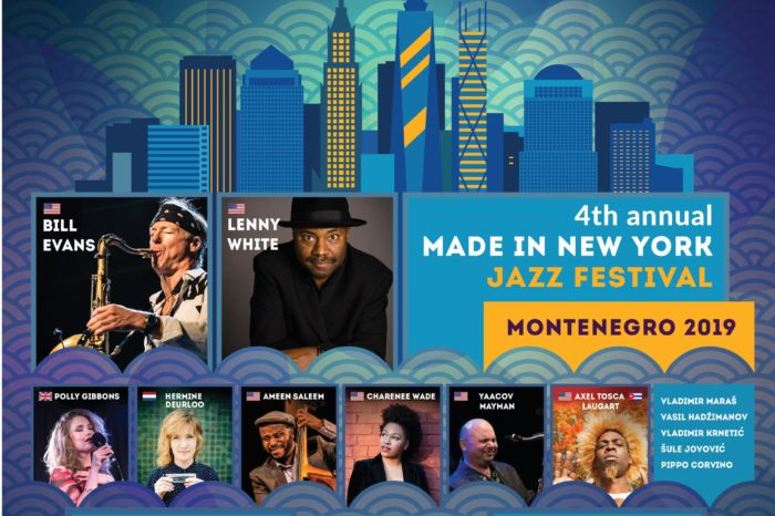 Made in NY Jazz Festival Montenegro 2019