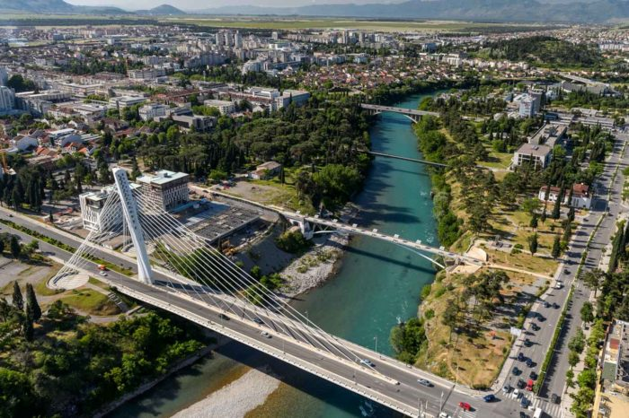 Podgorica - what to see here on a hot summer day?