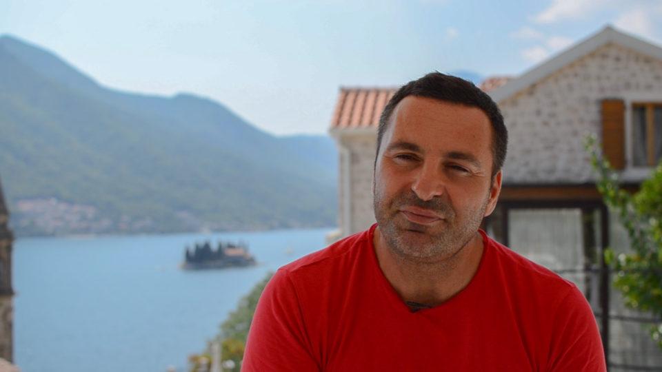 Sasa Ilic Montenegro